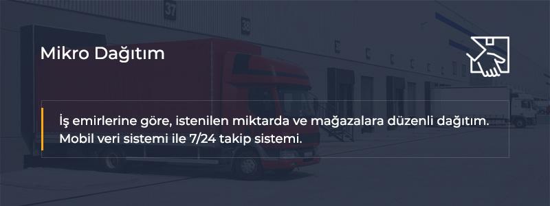 Mikro Dağıtım İstanbul