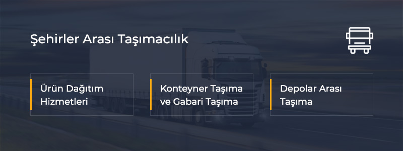 Şehirler Arası Taşımacılık İstanbul